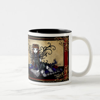 """""""Patience"""" Elegant Fairy Mug"""