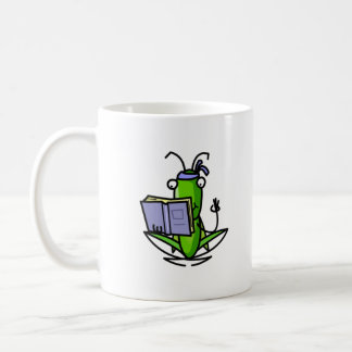 Patience Grasshopper learning mug