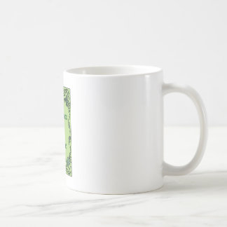 Patience is a virtue coffee mug
