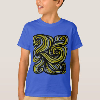 """Patience"" Kids' Hanes TAGLESS® T-Shirt"