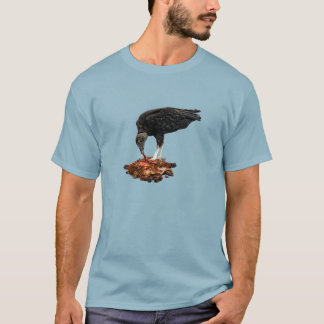 Patience Pays... Scavenger Eating Road Kill T-Shirt
