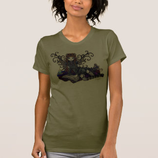 Patience Victorian Lace Faery Tshirts