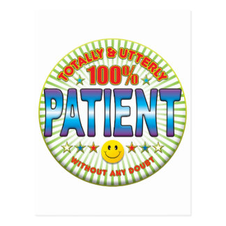 Patient Totally Postcards