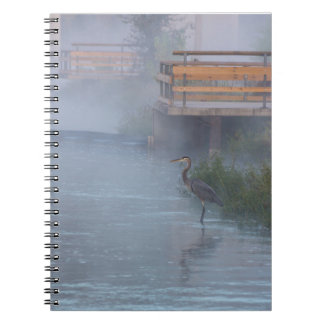 Patiently Waiting Notebook