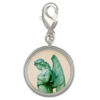 Patina Angel Charm Bracelets