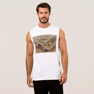 Patina Chevy!!! Sleeveless Shirt