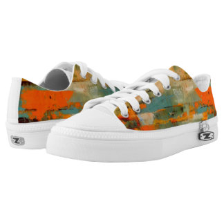 Patina ZIPZ Low Tops