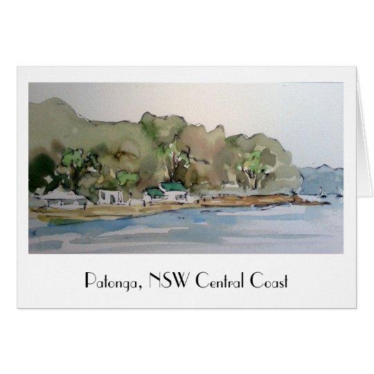 Patonga, NSW Central Coast Card