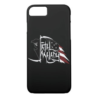 .Patriarch Reaper on blk phonecase iPhone 8/7 Case
