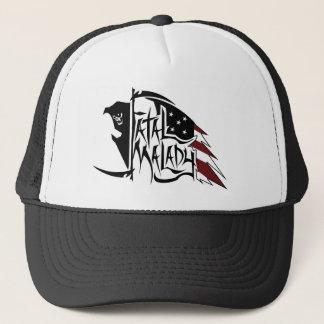 Patriarch Reaper trucker hat 1