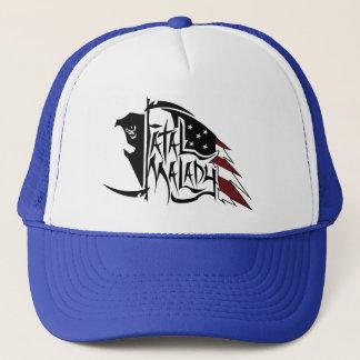 Patriarch Reaper trucker hat 2