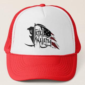 Patriarch Reaper trucker hat 3