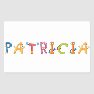 Patricia Sticker