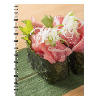 Patriciapotluck Sushi Notebook
