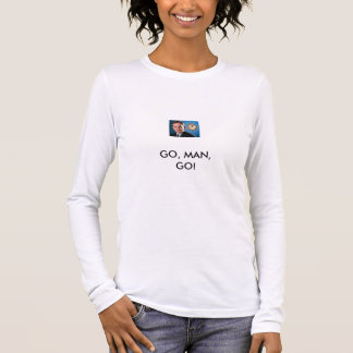 Patrick_Fitzgerald best, GO, MAN, GO! Long Sleeve T-Shirt