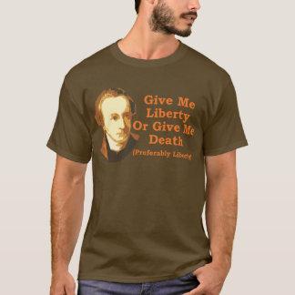 Patrick Henry Abides T-Shirt