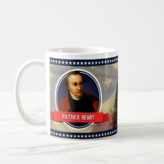 Patrick Henry Historical Mug