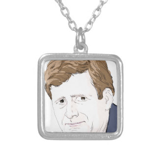 Patrick Kennedy Silver Plated Necklace