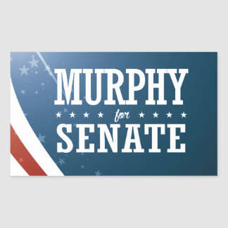 Patrick Murphy 2016 Rectangular Sticker