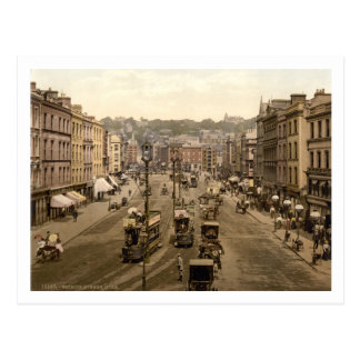 Patrick s Street Cork City Ireland 19th century Post Card