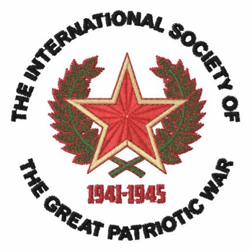 Patrioic War Society - English Version Embroidered Shirt