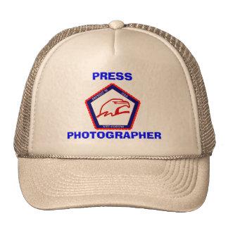 PATRIOT76, PHOTOGRAPHER, PRESS CAP