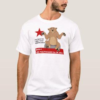 Patriot Act and CaliBear W/Logo T-Shirt