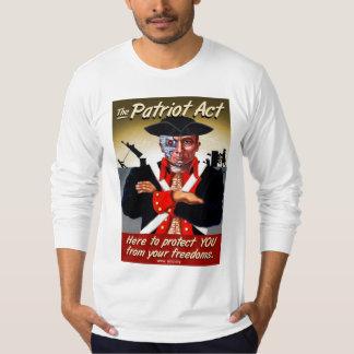 Patriot Act T-shirts