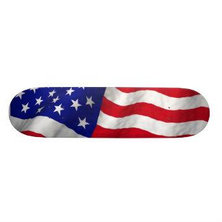 Patriot American Flag Skateboard