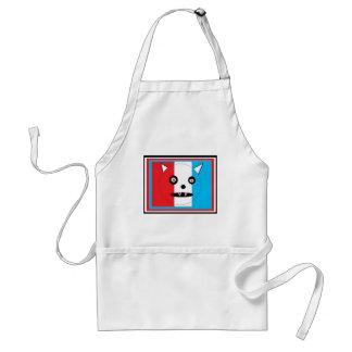 patriot cat apron