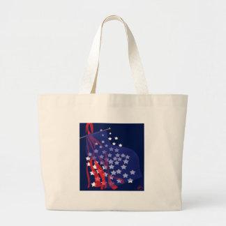 patriot hand bag