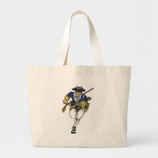 Patriot Navy Large Tote Bag