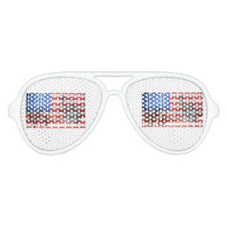 Patriot Office Home Personalize Destiny Destiny'S Aviator Sunglasses