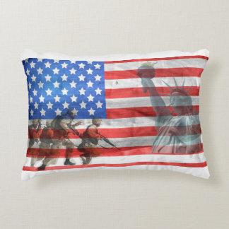 Patriot Office Home Personalize Destiny Destiny'S Decorative Cushion