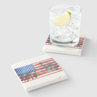 Patriot Office Home Personalize Destiny Destiny'S Stone Coaster