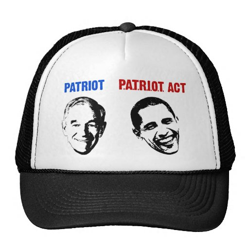 Patriot / Patriot Act Mesh Hats