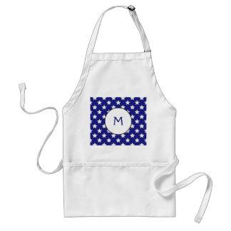 Patriot stars pattern standard apron