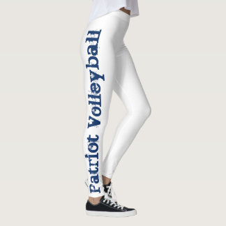 Patriot Volleyball Leggings