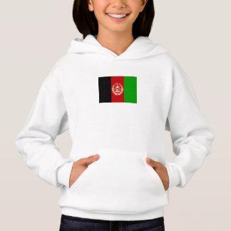 Patriotic Afghan Flag