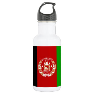 Patriotic Afghan Flag 532 Ml Water Bottle