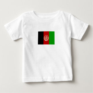 Patriotic Afghan Flag Baby T-Shirt