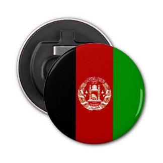 Patriotic Afghan Flag Bottle Opener