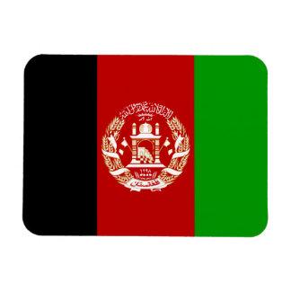 Patriotic Afghan Flag Magnet
