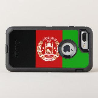 Patriotic Afghan Flag OtterBox Defender iPhone 8 Plus/7 Plus Case
