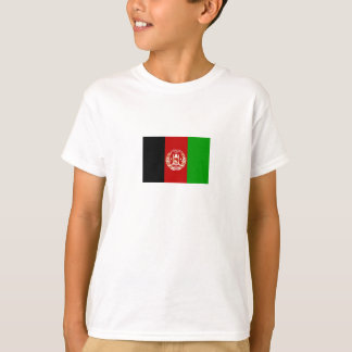 Patriotic Afghan Flag T-Shirt