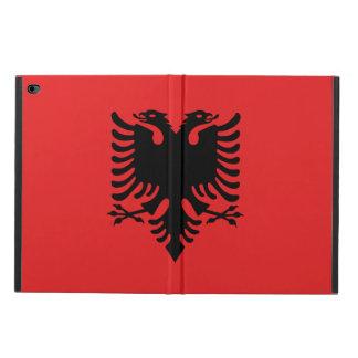 Patriotic Albanian Flag Powis iPad Air 2 Case
