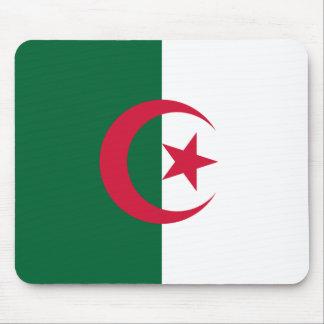 Patriotic Algerian Flag Mouse Pad