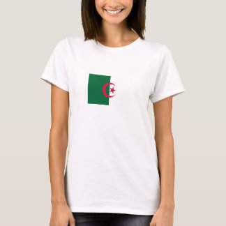 Patriotic Algerian Flag T-Shirt