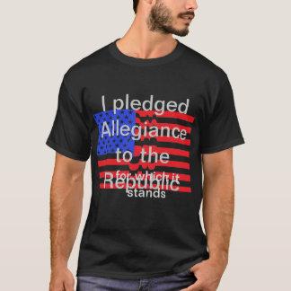 Patriotic America American Flag USA Tshirts