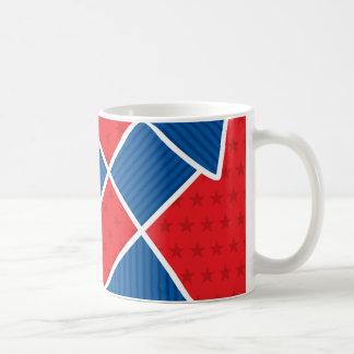 Patriotic American fireworks Coffee Mug
